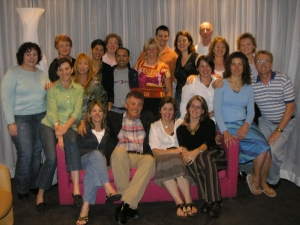 My Coach Training Cohort - 2005 - Sydney, Australia