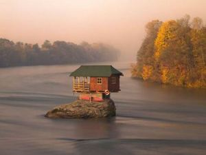 "House - Drina River (credit: blogger ""That EJ"")"