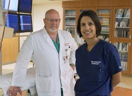 Drs. Mark Sheldon and Bina Ahmed