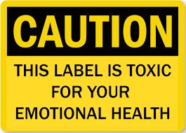 Label Toxic